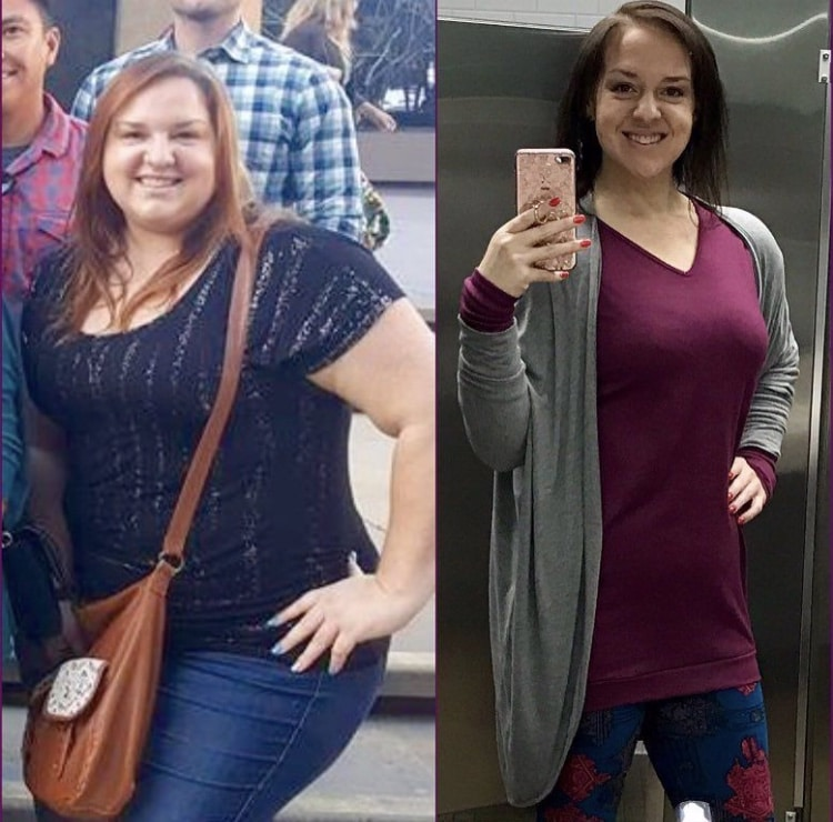Weight Loss Tips Transformation Darcy