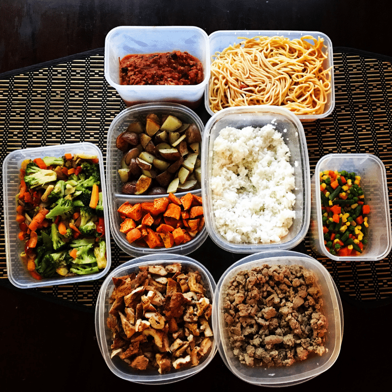 Hardgainer Diet - Have foods readily available