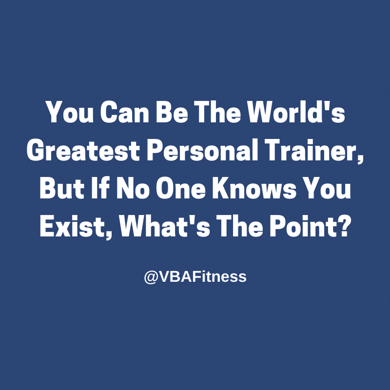 personal trainer consutlations get known