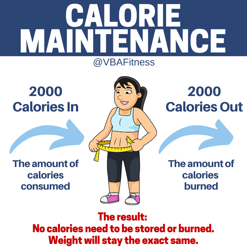 macros for weight loss calorie maintenance
